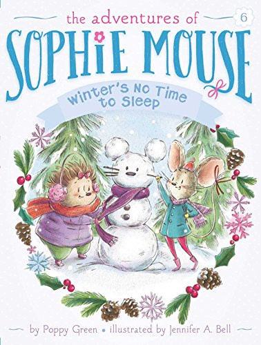 Winter's No Time to Sleep! (The Adventures of Sophie Mouse)