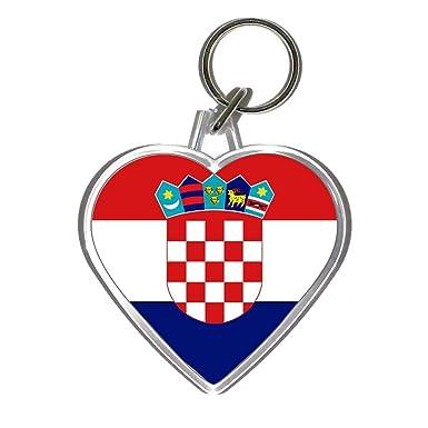 Amazon.com: Bandera de Croacia – de plástico en forma de ...