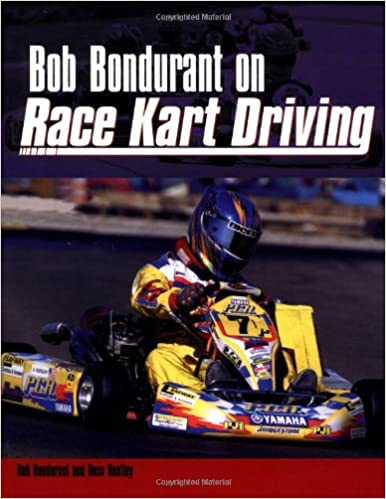 Buy Bob Bondurant On Race Kart Driving Book Online At Low Prices In