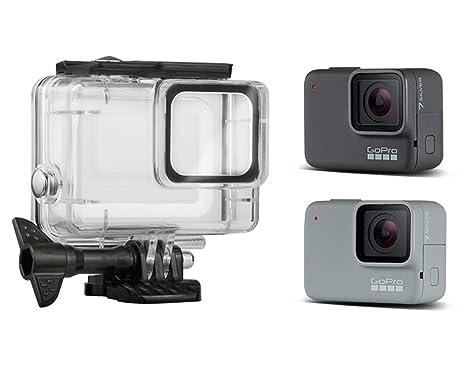 Carcasa Impermeable para cámara GoPro Hero 7 (45 m), Color ...