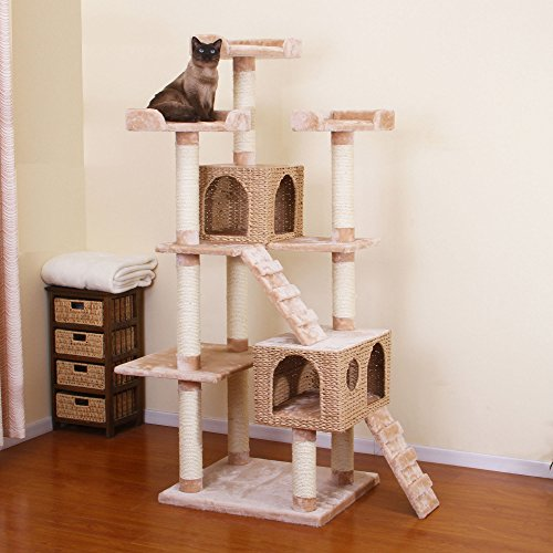 85%OFF PetPals Group Luxurious Recycled Paper Cat House