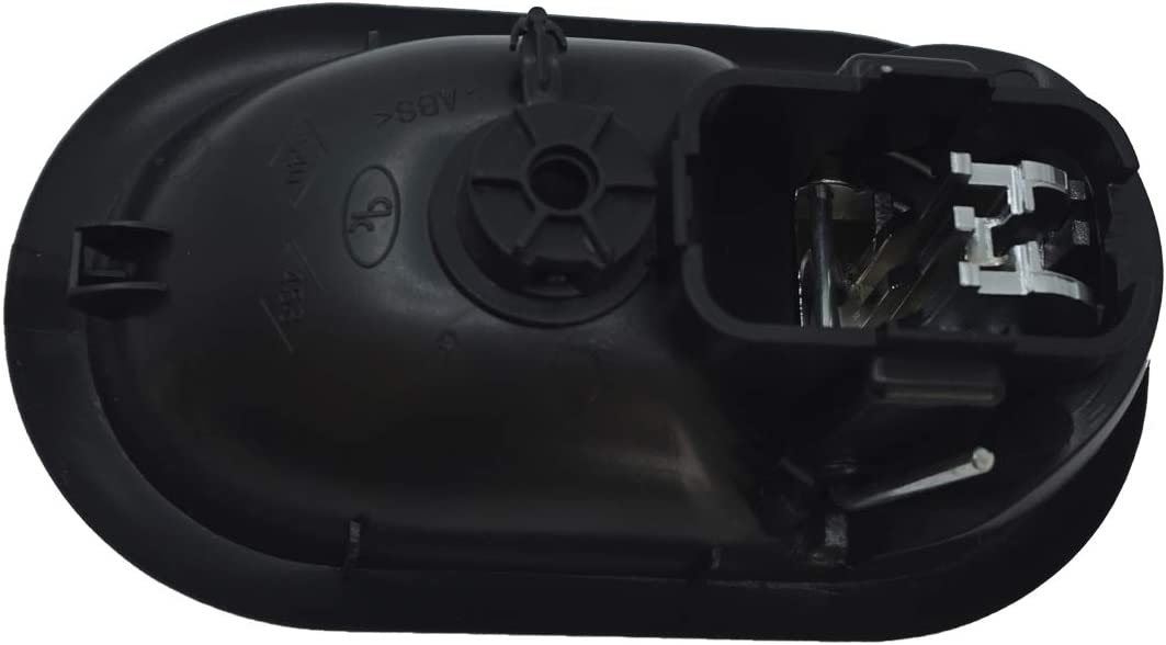 para R.e.n.a.u.l.t Megane 2 2002-2009 cromado EDP106 Tirador para puerta interior puertas delanteras o traseras derechas D.a.c.i.a Sandero