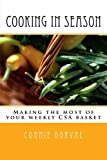 Cooking in Season, Connie Dorval, 1484015304