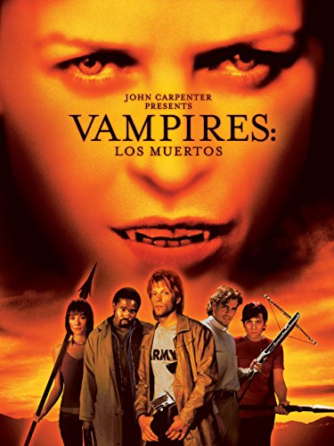 Amazon Com John Carpenter Presents Vampires Los Muertos
