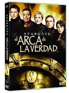 Stargate, el arca de la verdad [DVD]
