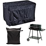 Outdoor Camping Bbq Waterproof Cover Barbecue Grill Protector (Usa)