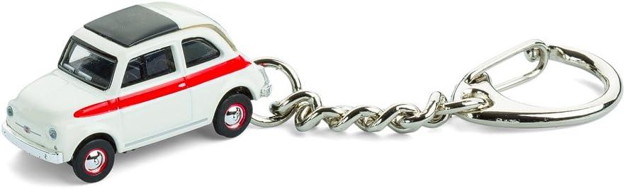 Corpus Delicti Schlüsselanhänger Mit Fiat 500 Sport Modellauto Für Alle Auto Und Oldtimerfans 20 9 35 Küche Haushalt