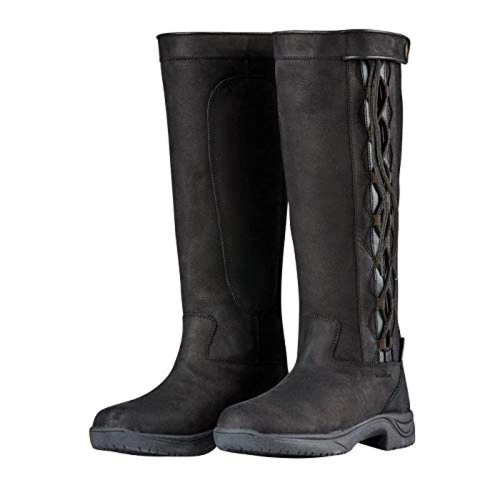 Dublin Pinnacle Boots II Chocolate Ladies 8.5