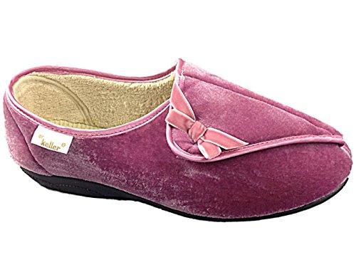 Cosies - Zapatillas de estar por casa para niña Rose Pink