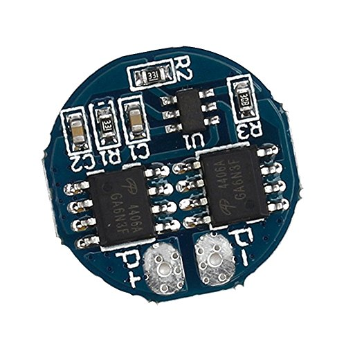 18650 protection circuit - 3