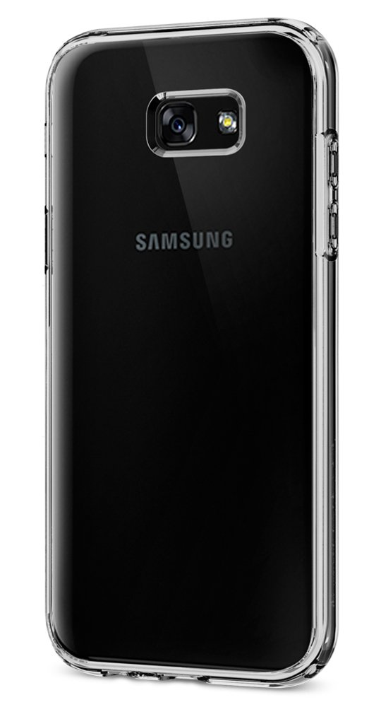 check out c371a fd23a Spigen Ultra Hybrid Designed for Samsung Galaxy A7 Case (2017) - Crystal  Clear