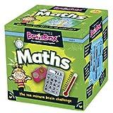The Green Board Game Co. BrainBox - Maths