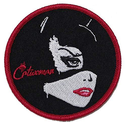 Embroidery Patch Catwoman DC Comics Batman Villain Girl 3