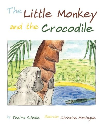 The Little Monkey and the Crocodile