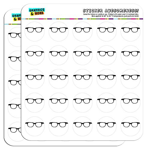Hipster Glasses 1