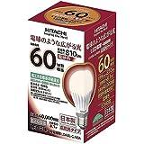 日立 LED電球 (明るさの目安電球60W相当) 810lm 電球色相当 8.1W  E26口金 LDA8L-G/60A