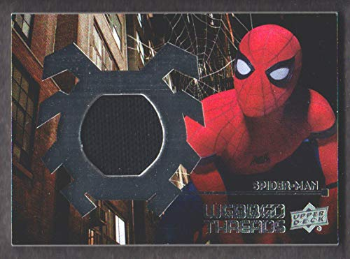 2017 Spider-Man Homecoming Webbed Threads Memorabilia #WTS13 Single Costume]()