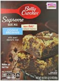 Betty Crocker Cookie Brownie Bar, 19.5-Ounce Boxes (Pack of 12)