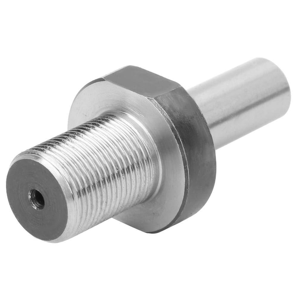 Pleuel 10-M14*1 1 Spannfutter Pleuel Edelstahl Bohrmaschine Pleuel f/ür K01-50//63 K02-50//63 Drehfutter M14