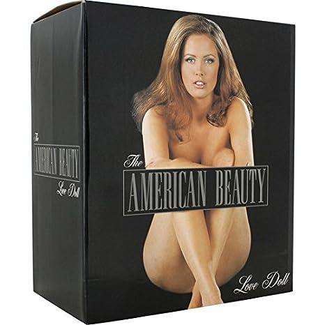 MUÑECA Hinchable Americana con VIBRADOR: Amazon.es: Electrónica