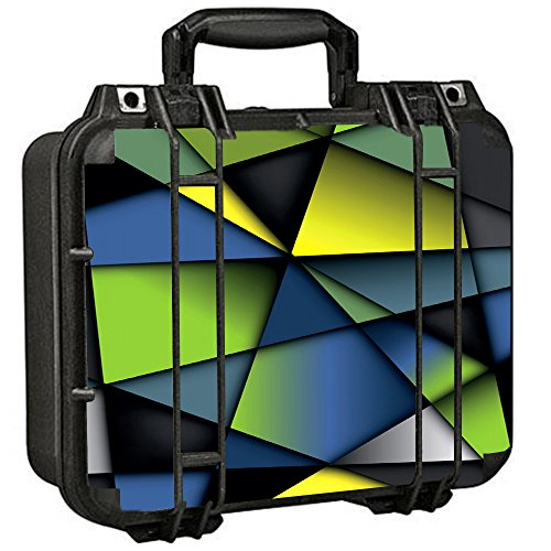 1400 Shoes (Skin Decal Vinyl Wrap for Pelican 1400 Case stickers skins cover / Lucky Horseshoe, Irish)