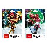 amiibo Samus Aran / Metroid (Metroid Series) 2 pieces (Japan import)