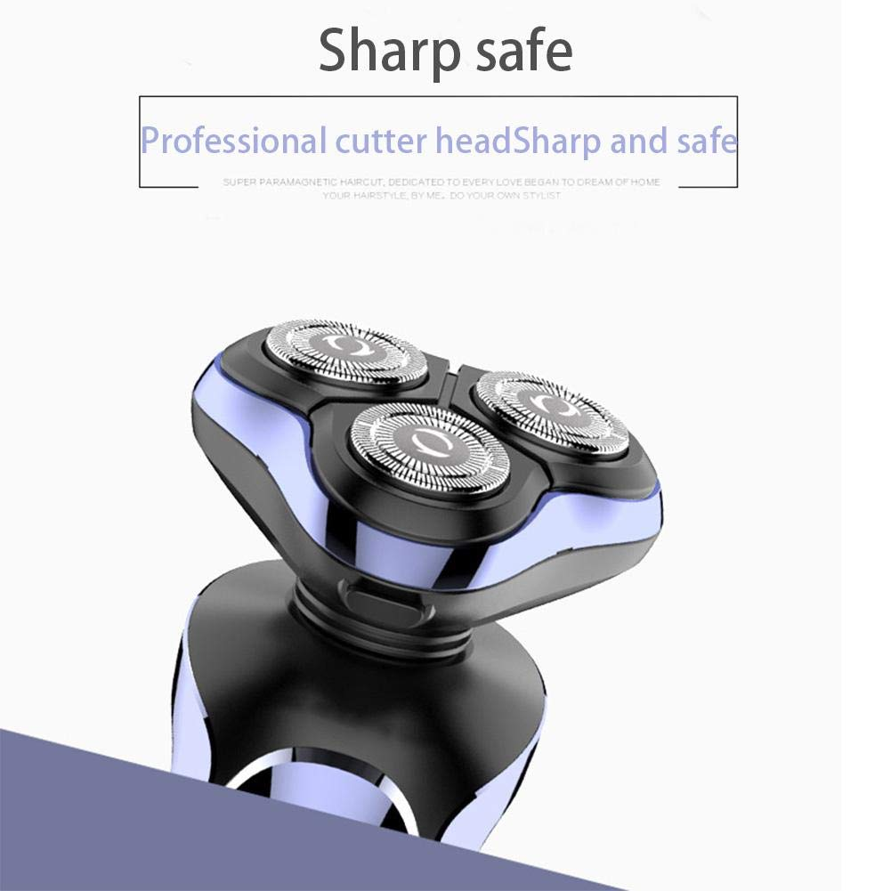 Bogget Men Multifunción Impermeable Seco y húmedo Rotary USB ...