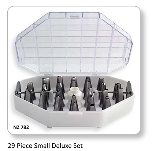 PME 29-Piece Deluxe Nozzle Set, Small by PME (Image #2)