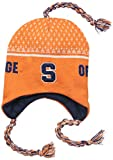 NCAA Syracuse Toboggan Hat, One Size, Orange