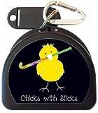 Zumoe Fieldhockey Mouthguard Case - Field Hockey Chick
