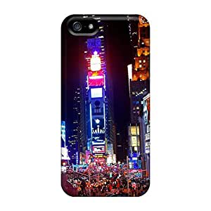 Iphone 5/5s Case Bumper Skin Cover For Times Square Accessories