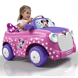 Minnie Mouse Electric Car Amazon