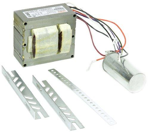 00/MH/QT 400-watt Metal Halide Ballast Quad Tap Ballast Kit, Multi volt ()