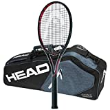 head prestige bag - Head 2018 Graphene Touch Prestige Pro - Strung with 3 Racquet Tennis Bag (4-3/8)