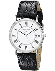 Longines Mens L47204112 Presence Collection Watch