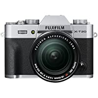 FUJIFILM X-T20 Lens Kit (Silver )(Japan Import-No Warranty) by Premium-Japan