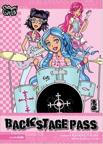 Backstage Pass (Chosen Girls) pdf epub