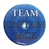 NaniWear 10th Doctor 2.25 Inch Geek Button Who Companion Captain Jack
