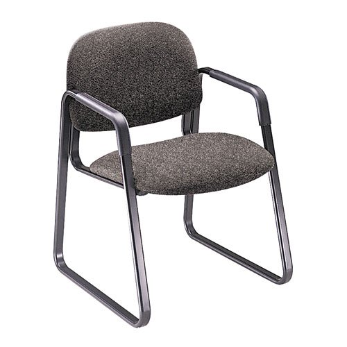 HON4008AB12T - HON Solutions Seating 4008 Ergonomic Sled-Base Guest Chair ()