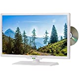 ネクシオン DVDプレーヤー内蔵 19V型 地上デジタル ハイビジョンLED液晶テレビ(外付けHDD対応) ホワイト WS-TV1955DHW
