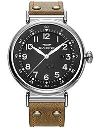 Glycine f 104 GL0126 Mens automatic-self-wind watch