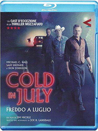 Cold In July - Freddo A Luglio [Blu-ray] [IT Import]