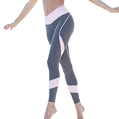 Juleya Women Leggings Sports Fitness Leggings Pants Tights Push Up Skinny  Joggers Elastic Pants Pencil Pants 4710ed4e7639