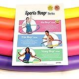 Sports Hoop Weighted Hoop, Weight Loss Trim Hoop 3B