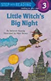 Little Witch's Big Night, Deborah Hautzig, 0394865871