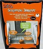 """Halloween Screaming Doormat (Measures 10""""x14"""")"""