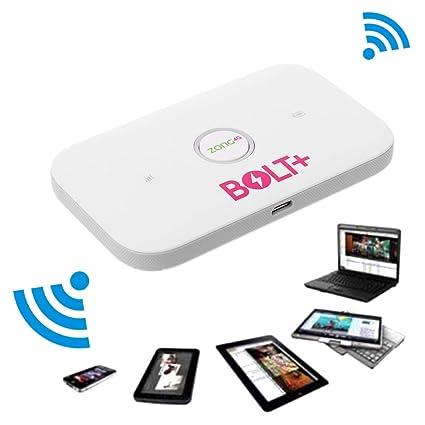 Amazon com: chuwa 4G Pocket WiFi Router Unlocked Huawei