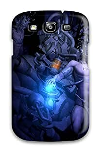 Durable Case For The Galaxy S3- Eco-friendly Retail Packaging(cyborg)