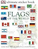 Ultimate Sticker Book: Flags of the World (Ultimate Sticker Books)