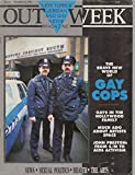 img - for OUTWEEK, New York's Lesbian and Gay Newsmagazine, No. 25, December 10, 1989 : The Brave New World of Gay Cops book / textbook / text book